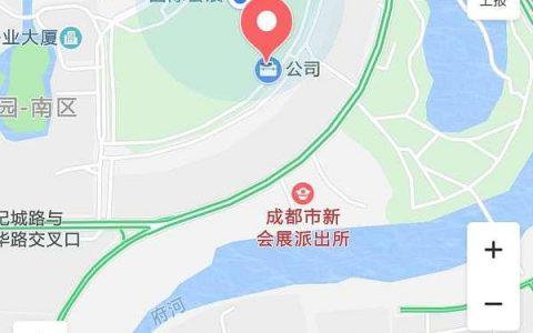 介绍一点矿所在公司四川八度区块链科技有限公司的实体样貌